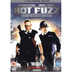 Hot Fuzz DVD cover