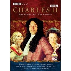Charles II The Power and The Passion DVD cover