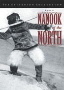 Nanook of the North DVD Cover