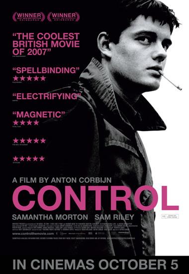 Control Poster UK