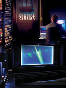Digital Cinema Montage