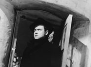 Orson Welles as Harry Lime