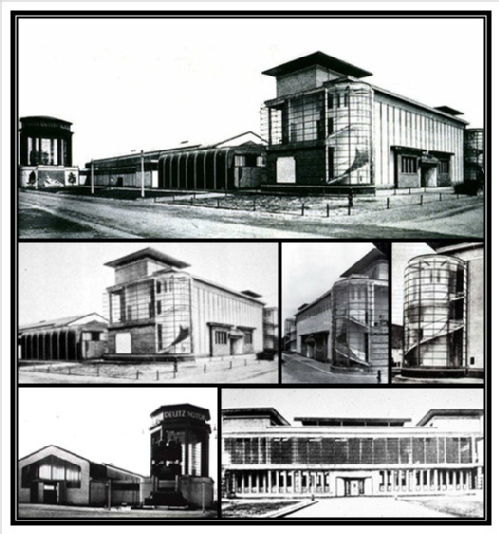 Werkbund Pavilion Cologne 1914