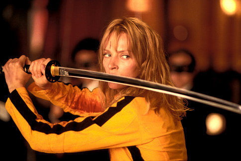 Uma Thurman Kill Bill 1