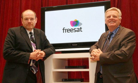 Thompson and Grade Freesat