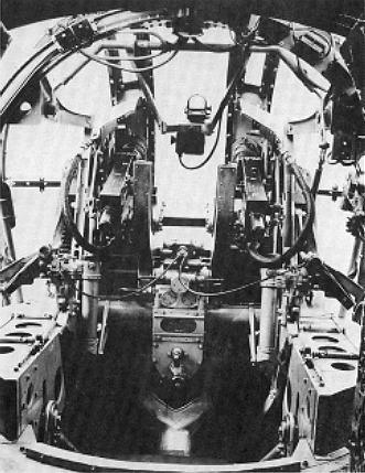 Rear Gun Turret Wellington bomber