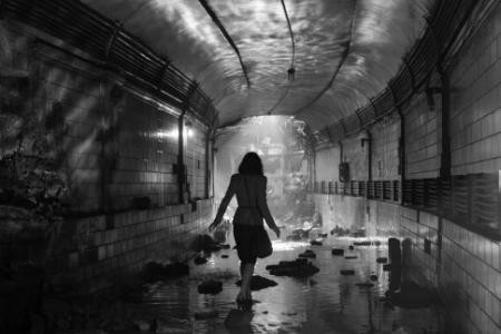 Lena Brandt in the Sewers of Berlin