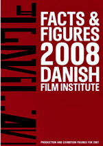 Danish Film Institute Facts and Figures Cover