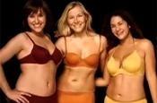 Dove non skinny models