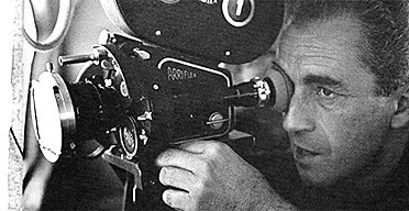 Antonioni Behind the Camera