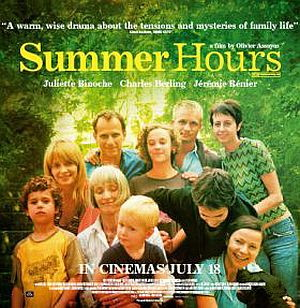 Summer Hours Poster