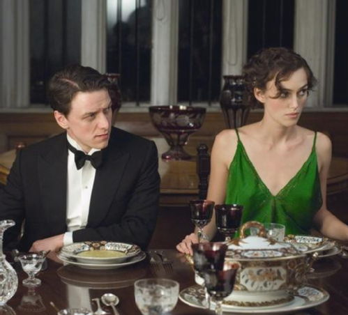 Knightley and McEvoy Atonement