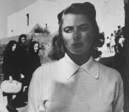 Bergman on Stromboli