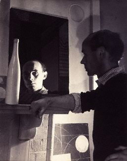 Ben Nicholson by Humphrey Spender