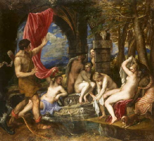 Diana and Actaeon 2