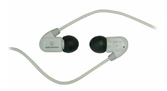 AT in ear headphones