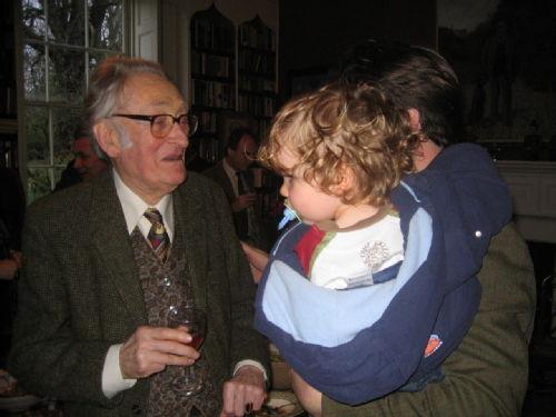 Tomlinson with Gabriel
