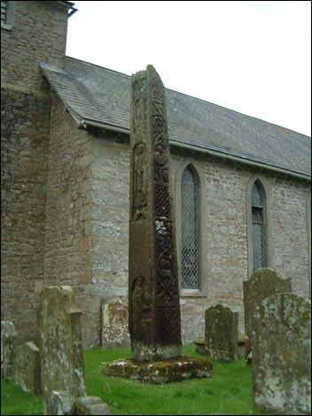 Bewcastle Cross and Church