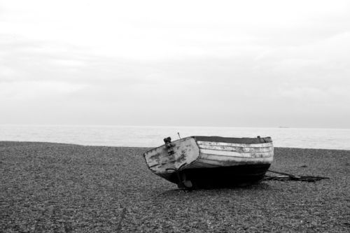 Boat at Aldeburgh by James Clay Flickr