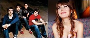 Snow Patrol and Jenny Lewis