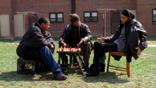 Yall cant be playin checkers on no Chessboard, yo