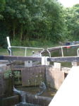 Lock near Knowle