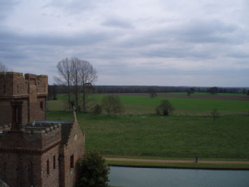 Oxburgh Hall - The View