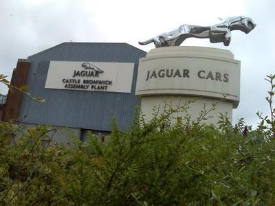 Jaguar Castle Bromwich