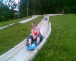 Luge - so much fun!
