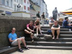 The gang at Trier