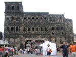Porta Nigra (black gate - sounds like LOTR!)