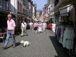 Juicy, Alicia and Andy in Bernkastel-Kues