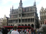 Fancy building in Brussels 1