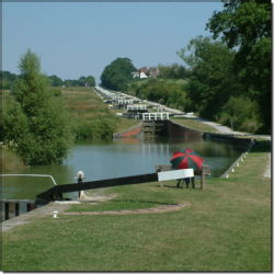 15 - Caen Hill Locks
