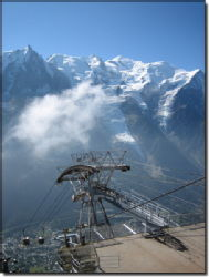 17 - Cable Cars Over Chamonix