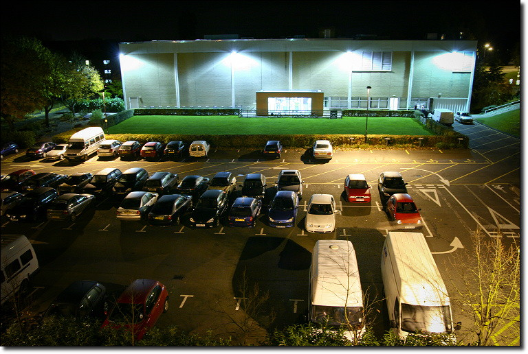 Warwick Sports Centre Car Park
