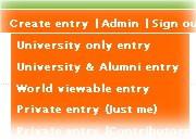 Alumni Permissions