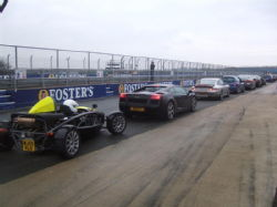 Silverstone Track Day 9