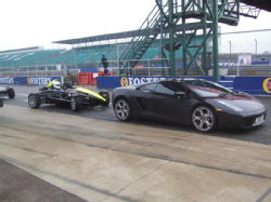Silverstone Track Day 10