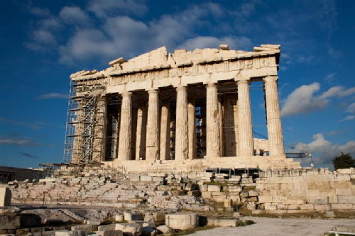 The Parthenon (C) Nathaniel Ho 2009