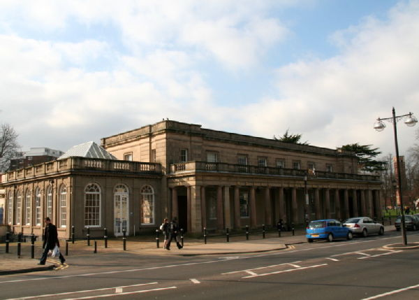 Pump Rooms