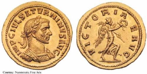 staurninus aureus