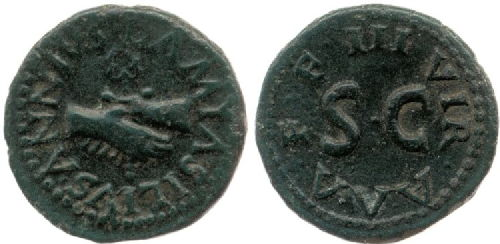 quadrans of augustus
