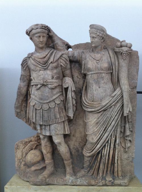 sebasteion relief claudius