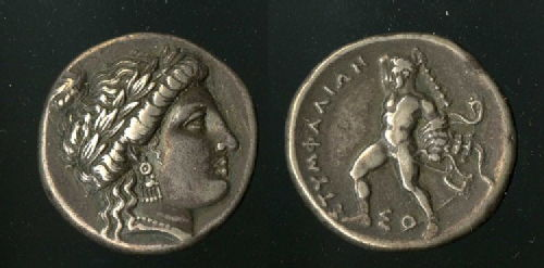 stater stymphalos