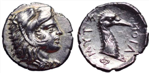 obol of stymphalos
