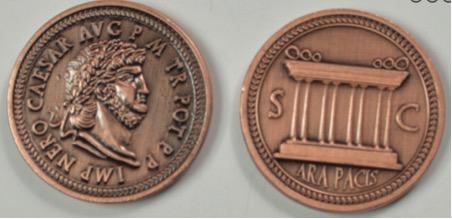 fantasy coins 1 nero