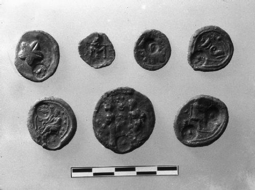 selection of tokens from agora