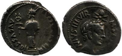 sanquinius denarius