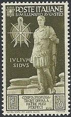 sidus iulium stamp